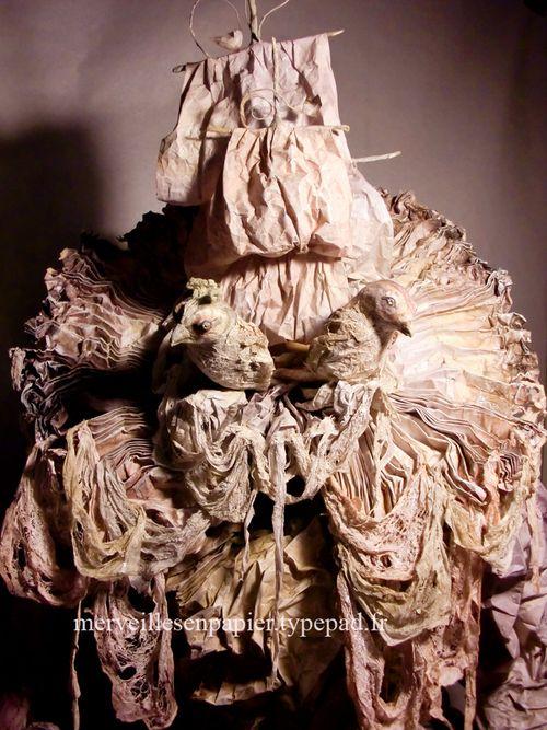 Robe-en-papier