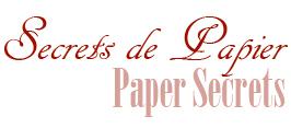 Secrets de papier 1
