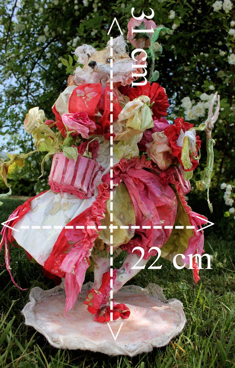 Renard--jardinier-tailles
