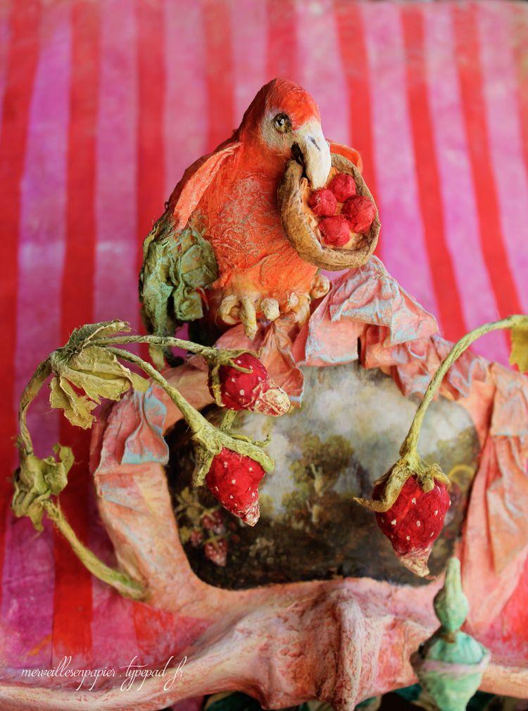 Perroquet-maison